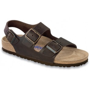 Milano Soft Footbed Habana Oiled Leather
