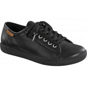 Arran Black Leather