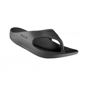Telic Flip Flop - Midnight Black