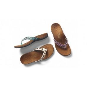 Floriana Toe Post Sandal