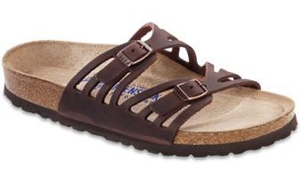 Granada Soft Footbed Habana Oiled Leather