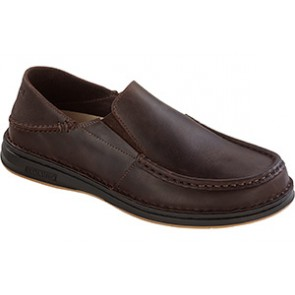 Duma Dark Brown Oiled Leather
