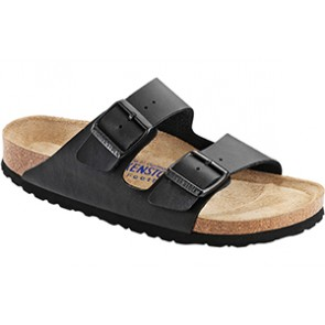 Arizona Soft Footbed Black Birko-Flor