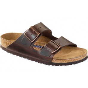 Arizona Soft Footbed Brown Amalfi Leather