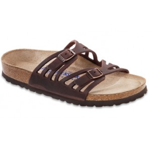 Granada Soft Footbed Habana Oiled Leather
