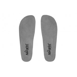 Classic Grey Footbed Regular Width