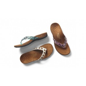 Floriana Toe Post Sandal