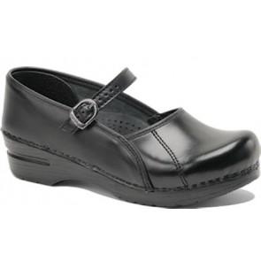 MARCELLE Black Cabrio Leather
